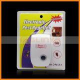 De ultrasone Repeller van het Ongedierte van de Controle van het Knaagdier van het Insect van de Mug van de Muis ElektroWeigering van de Mug