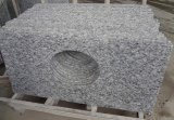 Cut Countertops에 파 White Granite Slabs