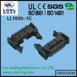 Разъем коллектора коробки тангажа 2.54mm IDC
