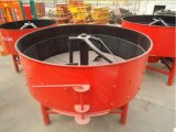 O melhor misturador concreto revolvendo de venda da pá do eixo Jq500 gêmeo elétrico