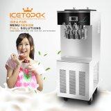 Пол IP482s стоя мягкая машина мороженного