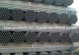 Venta de la alta calidad de tubería de acero Galavanized
