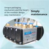 Industrielle vollautomatische lärmarme vorderes Laden-Waschmaschine