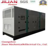 Generador silencioso diesel de calidad superior de la energía eléctrica 500kw del precio de fábrica
