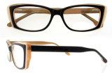 Marco de Eyewear de la manera de Eyewear del acetato hecho a mano 2016 nuevo con Ce y el FDA