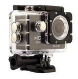 Полное HD 12MP 1080P WiFi Helmet Sports Action Waterproof Camera