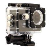 O capacete cheio de HD 12MP 1080P WiFi ostenta a câmera impermeável da ação
