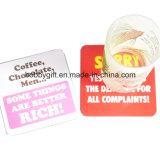 Práctico de costa absorbente de la taza de papel del precio barato para la venta