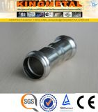 Acoplamento igual dos encaixes da imprensa do aço F304/316 inoxidável