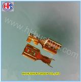 Hardware-weibliche Spaten-Kabel-Kabelschuhe (HS-FT-0001)