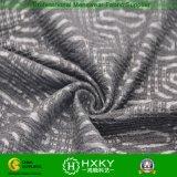 Tissu teint de Polyesterspandex de fil à tricoter pour la jupe occasionnelle