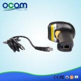 Varredor Handheld do código de barras do laser do USB do bit elevado da taxa de varredura 32