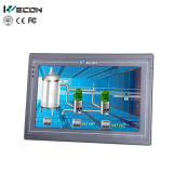 Wecon mini PC de 7 pulgadas usada para la solución de la máquina de materia textil