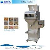 Alimento Semi automático da forragem/alimentação/grânulo que pesa a máquina de empacotamento de enchimento