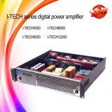Amplificador de potência sadio de Digitas DJ da canaleta da Eu-Tecnologia 9000HD 2
