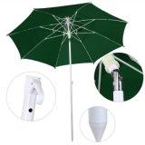 يحمل [8فت] يطوي 2 طبقات خارجيّ شاطئ فناء مظلة مع حقيبة