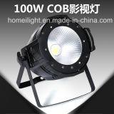 옥수수 속 100W LED 동위 빛 백색