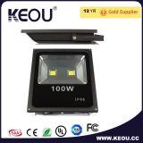 高い発電ICドライバーLED洪水ライト10With20With30With50W