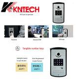 IPのビデオドアの電話Knzd-42vrドアのアクセス制御