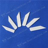 Cuchillo de cerámica, Señalado cuchilla para cortar película plástica