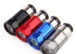 LED 토치 플래쉬 등을 비용을 부과하는 알루미늄 소형 휴대용 차
