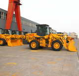 지구 또는 Sand Loading Machine, 3 M3 Shovel를 가진 Loader