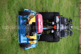 25-250mm Hauteur de coupe 16HP Moteur ATV Finishing Mower