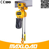 Prezzo elettrico Sc200 della gru Chain della doppia gabbia da 0.5 tonnellate