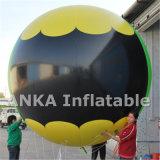 Balão inflável do carrinho do PVC do balão do hélio para anunciar a exposição