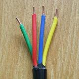 Câble de commande isolé par XLPE, câble de commande de Zr-Kvv