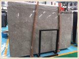 Китай Природные Мрамор Серый Цвет Высокое Качество Строительного Материала Ашер Голубой Серый Мраморных Плитах