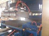 Nicht vibrierende hydraulische Block-Maschine
