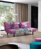 Due volta la base di sofà variopinta del tessuto per la camera da letto (K056)