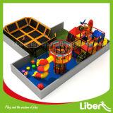 Parque de interior grande del trampolín de Liben de la venta caliente para la venta Le. T5.404.086