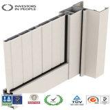 Perfiles de aluminio/de aluminio de la protuberancia para la puerta del arte