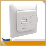 Termóstatos calientes electrónicos del sitio de calefacción por agua sin el sensor del piso