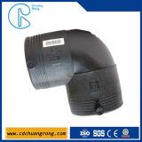 HDPE 90 Grad-Winkelstück Electrofusion Beschlag
