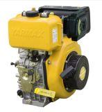 Ym186f solo cilindro refrigerado por aire del motor diesel Pequeño