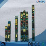 OEM&ODM é o difusor transparente bem-vindo 120lm/W das luzes SMD2835 da câmara de ar do diodo emissor de luz 18W T8 da alta qualidade 4FT