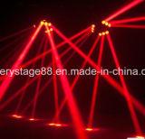 zone Chasing Beam DJ Kaos Lighting du CREE DEL 3X3 de 9PCS 10W 4in1