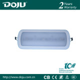 DJ-03G Fluorescent Material Compact Patented Product Rechargeable Emergency Light con i CB