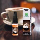 Flüssigkeit des Cappccino Aroma-E der Getränkeserie