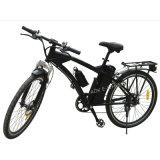 Lithium-Batterie-elektrisches Fahrrad der Stadt-180W~250W mit Shimano Derailleur (TDE-003)