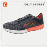 女性の人の靴を実行する新しい方法様式デザイン網の偶然のスポーツ