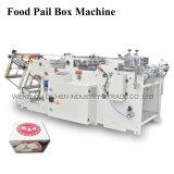 Machine à grande vitesse de fabrication de cartons de déjeuner d'exécution facile (QH-9905)