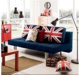 base di sofà blu del tessuto per uso del salone (SB001)