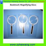Форма 3X Hw817 140*70mm круглая и Handheld объектив PVC увеличивая