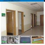 Portello di legno medico della stanza dell'ospedale (BN-HP102_blue)