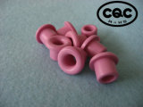 Colore rosa 95% Alumina Ceramic Eyelet Parte per Textile Machinery