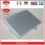 Feuille en aluminium de configuration décorative à panneau plat (JH199)